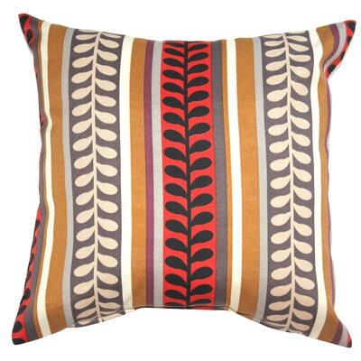 Mad Malts Outdoor Throw Pillow Fabric: Serenity