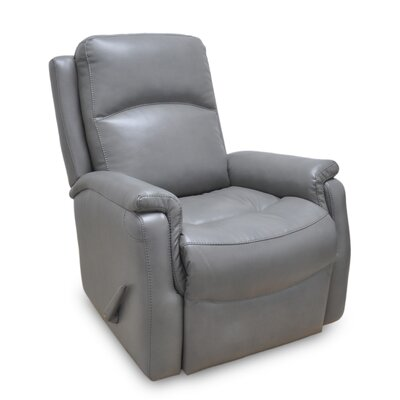 Mackey Manual Rocker Recliner Color: Haze
