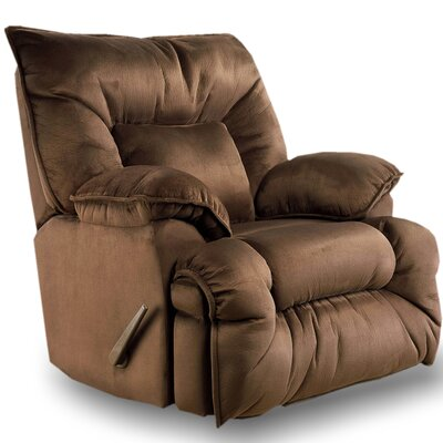 Mackinaw Rocker Recliner Color: Mink