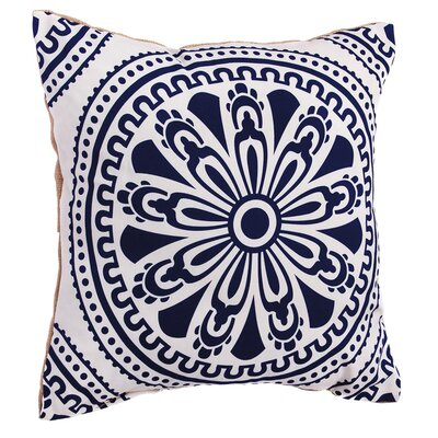 Gaulke Medallion Throw Pillow