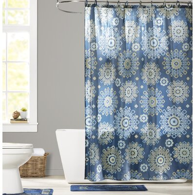 Hopewell Valley Shower Curtain Set