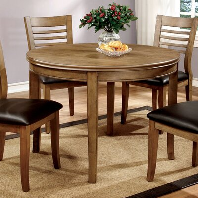 Coleraine Dining Table Finish: Natural