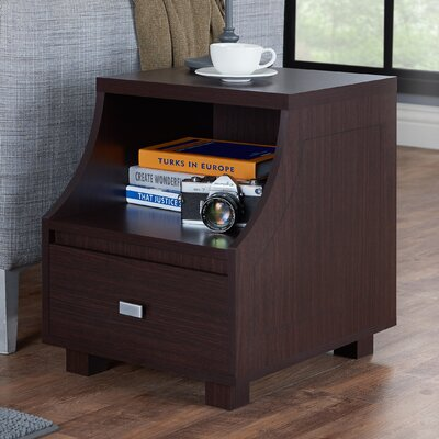 Glasford End Table