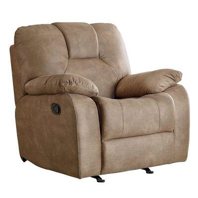 Gleeson Rocker Recliner Upholstery Color: Sage