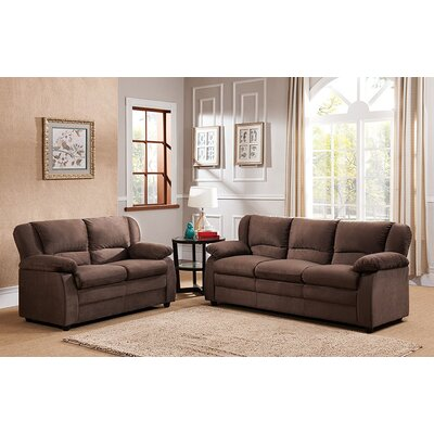 Ginsberg Configurable Living Room Set