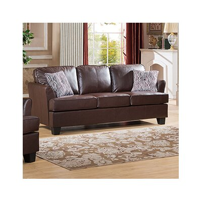 RDBS5519 31637594 Red Barrel Studio Brown Sofas