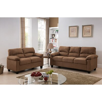 Girardeau Configurable Living Room Set