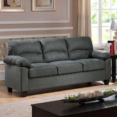 Girardeau Sofa Upholstery: Gray