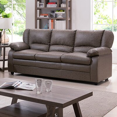 Givens Sofa Upholstery: Gray