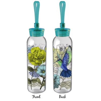 Glenview Alluring Aviary 18 oz. Water Bottle RDBS5556 31637643