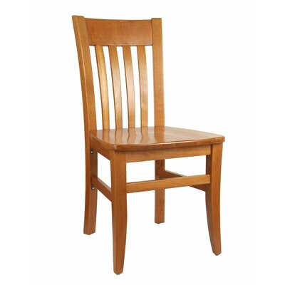 Besse Side Chair (Set of 2) Finish: Cherry
