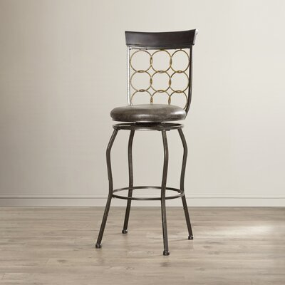 Maldonado Adjustable Height Bar Stool