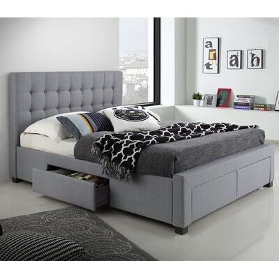 Gettinger Storage Platform Bed Size: Queen