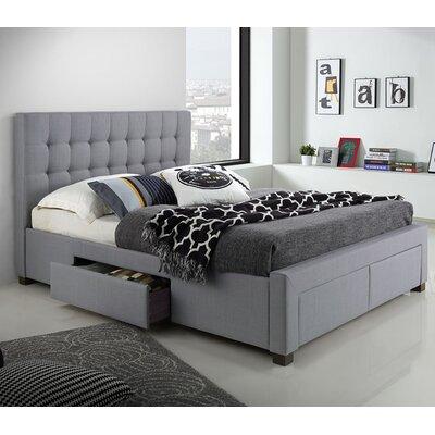 Gettinger Storage Platform Bed Size: King