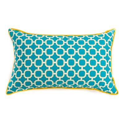 Hazlewood Outdoor Lumbar Pillow Size: 12 H x 20 W