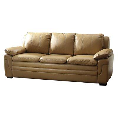 Chan Sofa Upholstery: Tan