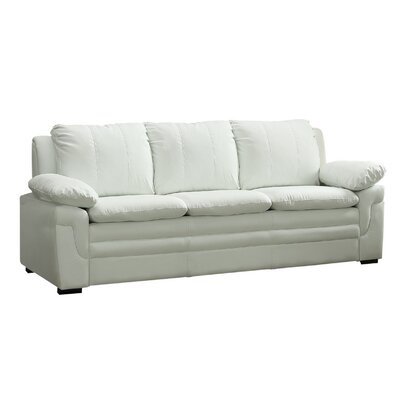Chan Sofa Upholstery: White