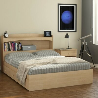 Brook Hollow Full/Double Storage Platform Bed