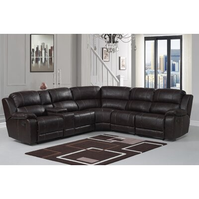 Gearheart Reclining Sectional