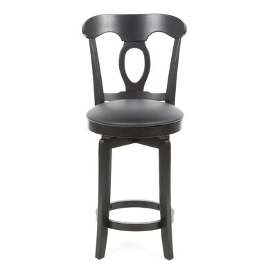 Cornerstone 25 Bar Stool Finish: Black