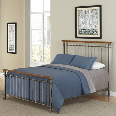 Kibbe Panel Bed Size: King