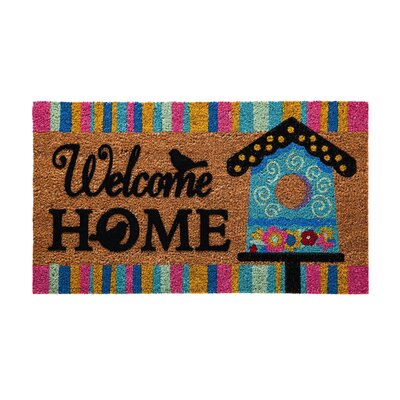 Goehring Welcome Home Doormat