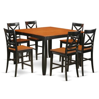Tamarack 9 Piece Counter Height Pub Table Set