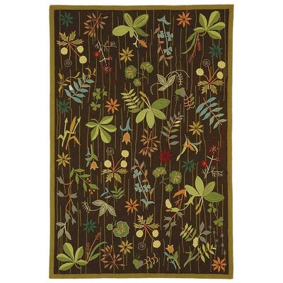 Grayslake Brown Area Rug