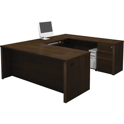 Select Executive Desk Cognac Product Photo