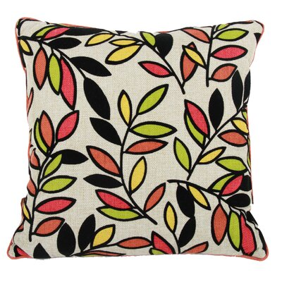 Larocca Throw Pillow Size: 22 H x 22 W x 7 D