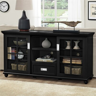 Lanz 59 TV Stand Color: Black