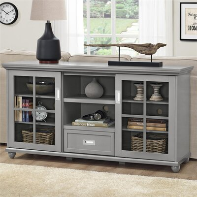 Lanz 59 TV Stand Color: Gray
