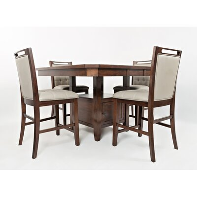 Johnsburg 5 Piece Dining Set