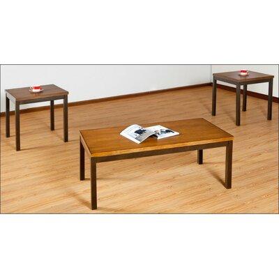 Simmons Casegoods Claiborne 3 Piece Coffee Table Set