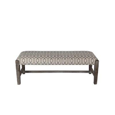 Cobden Ottoman Upholstery: Brown