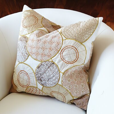 Cogar Cotton Throw Pillow