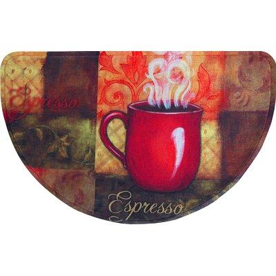 Coeur Espresso Kitchen Mat