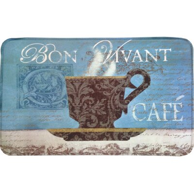 Coeur Cafe Kitchen Mat