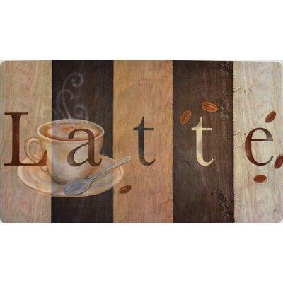 Collinsville Latte Kitchen Mat