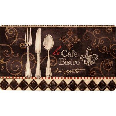 Collinsville Cafe Bistro Kitchen Mat