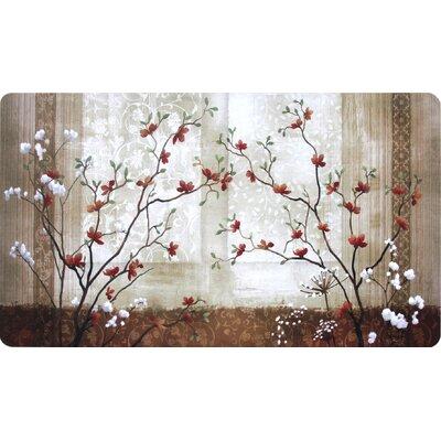 Collinsville Cherry Blossom Kitchen Mat