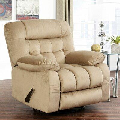 Dashiell Rocker Recliner Upholstery: Beige