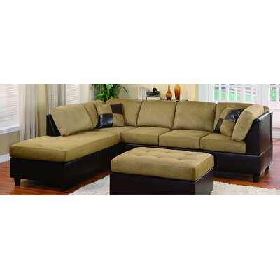 Red Barrel Studio RDBS6640 32537321 Colona Sectional