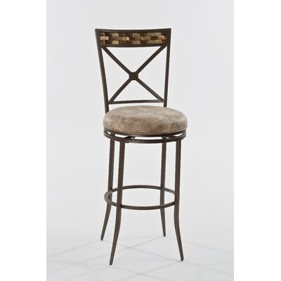 Corliss 26 Swivel Bar Stool