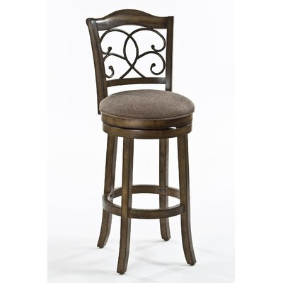 Correia 30 Bar Stool with Cushion
