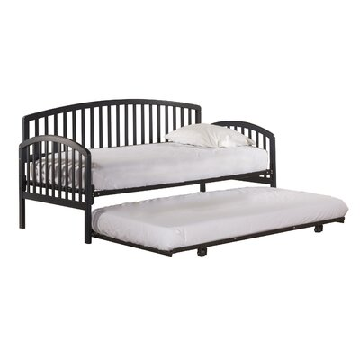 Coughlan Daybed with Trundle Finish: Navy
