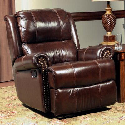 Creve Leather Recliner