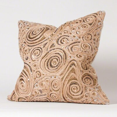 Dickens Linen Throw Pillow