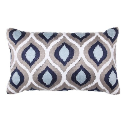 Hadenson 100% Cotton Lumbar Pillow