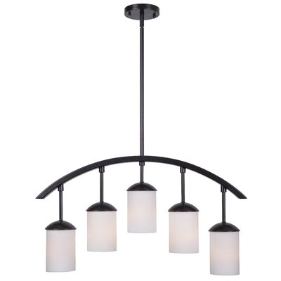 Keziah 5-Light Kitchen Island Pendant